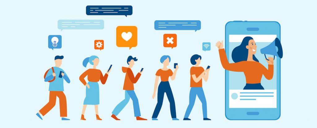gerar leads redes sociais