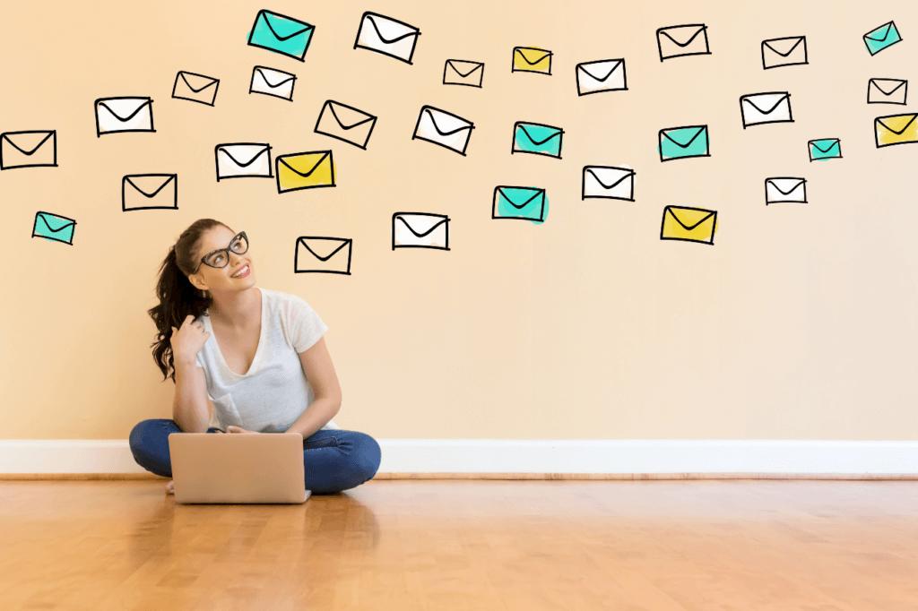 e mail marketing banner