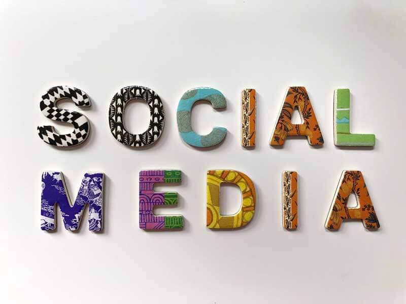 redes sociais estrategia