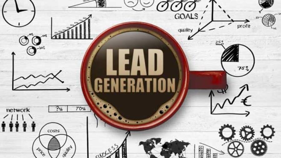 gestão de conteúdo para geração de leads
