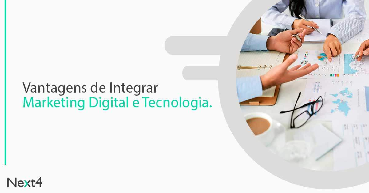 marketing digital e tecnologia