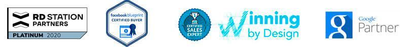 Certificados de qualificação em marketing digital