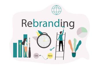 rebranding marca