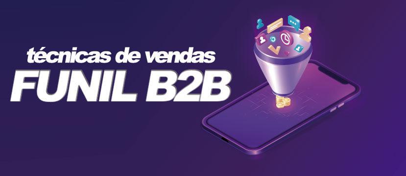 funil b2b